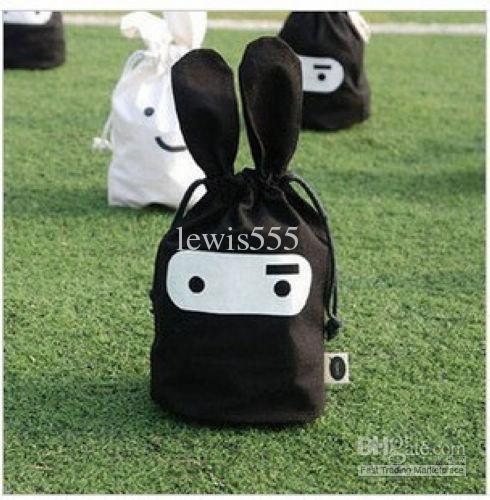 Ninja-Bunny bento bag