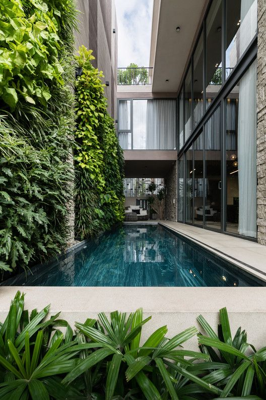 Gallery Of The Rough House Nelo Decor 1 House Design Modern House Design House Exterior