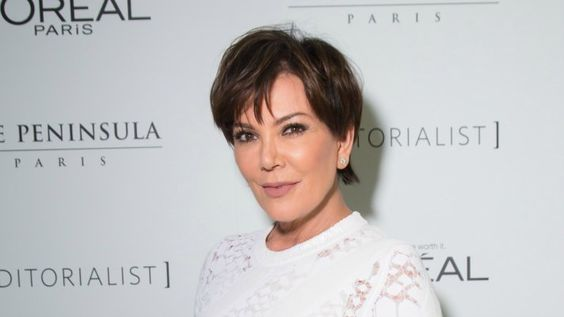 Kris Jenner Was In A Serious Car Accident – But Kanye West & Her Kids Were On The Scene To Make Sure She Was Okay