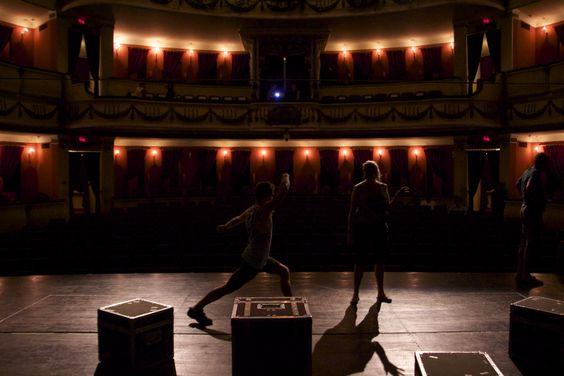 Venue # 43 - Teatro Nacional in San Salvador, San Salvador Photo by: Amanda Wilkins