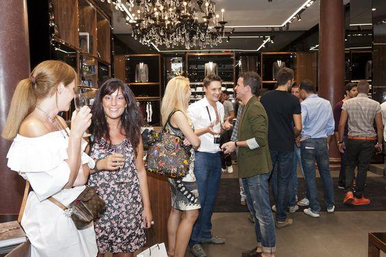 #D&G #Dolce&Gabbana #BelowTheLine #Party #VogueFashionNightOut #VFNO #2011 #Roma