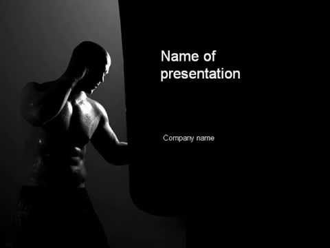 Professional Fighter PowerPoint Template - http://www.youtube.com/watch?v=nqllmR_kMoA