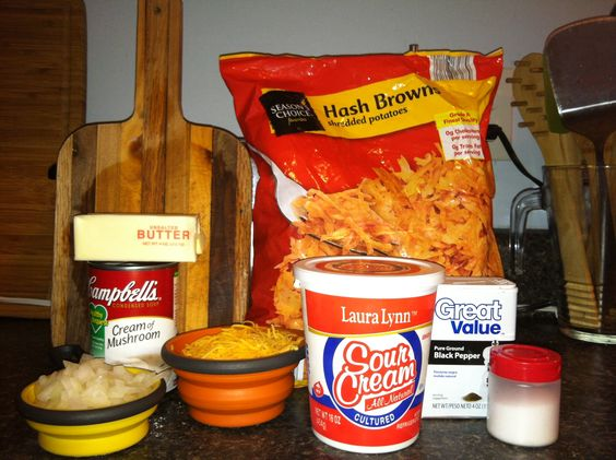 Recipe: Simple Hash Brown Casserole, a southern tradition {Eric}