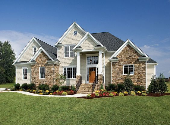 The luxembourg plan 979 incorporating european style this house plan - Hungarian style house plans open gables ...