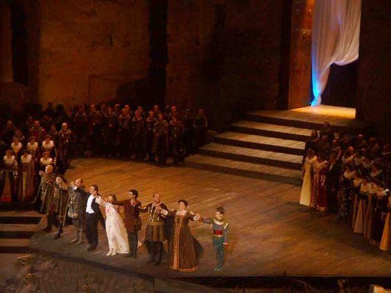 Lucia di Lammermoor (Donizetti) – Ciofi, Villazón (Orange 2006)