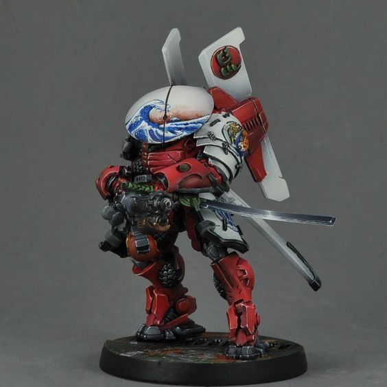 44++ Japanese warhammer info