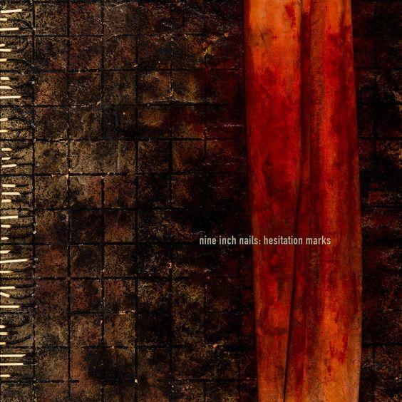 album cover art: nine inch nails - hesitation marks [08/2013]