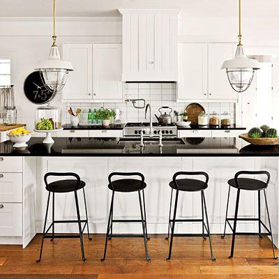 Haus touren, arbeitsflächen and küchenschränke on pinterest