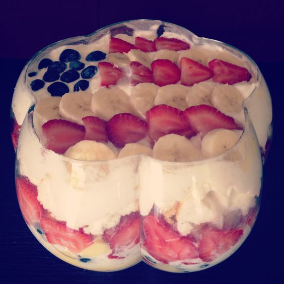 angel food 4th of july cake