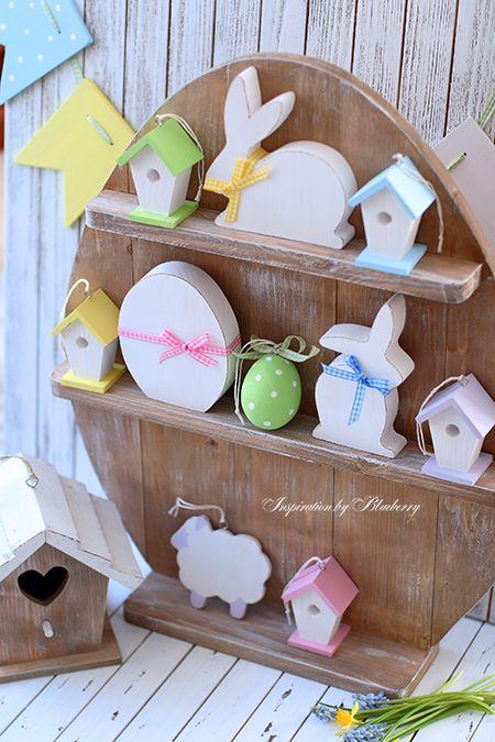 Спешу поделиться с вами весенней коллекцией наших деревянных изделий!:) Как всегда, старались сделать её в весёлых жизнерадостных ц...