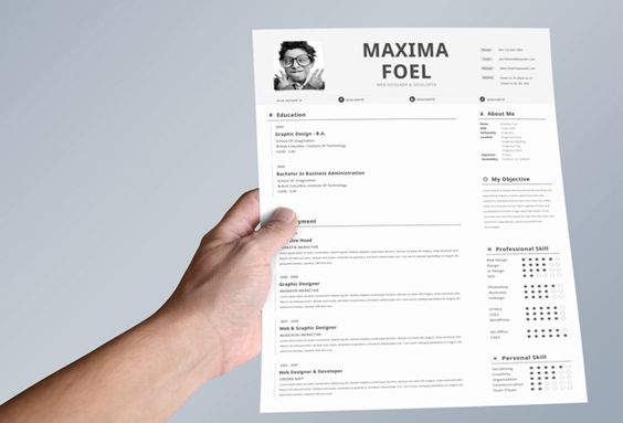 Professional Cv Template Word Free Download Proyectos que debo - lyx resume template