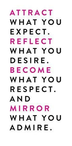 #Attract, reflect, become! #motivational #inspiration #quotes #life #fitness #corposflex #suplementos https://www.corposflex.com/optimum-pro-complex