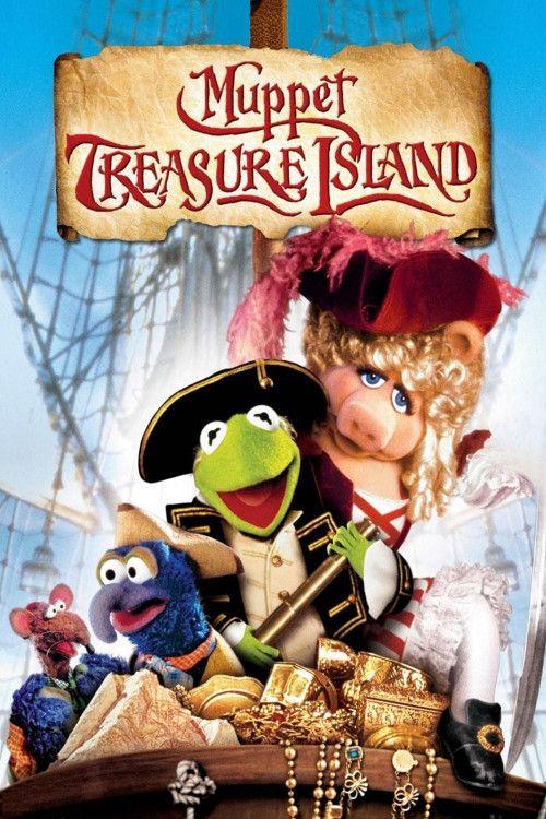 Muppet Treasure Island Treasure Island Movie Muppets Treasure Island