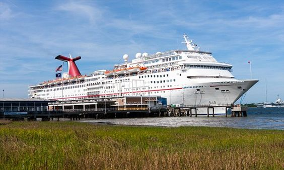 BAHAMAS... Coast Guard searching for woman who fell overboard from Carnival cruise ship at 2.30am   Daily Mail Online