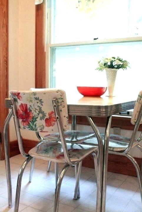 Vintage 50s Kitchen Table And Chair Unique Retro 50s Kitchen Table Simplurefo In 2020 Retro Dining Table Vintage Kitchen Table Retro Kitchen Tables