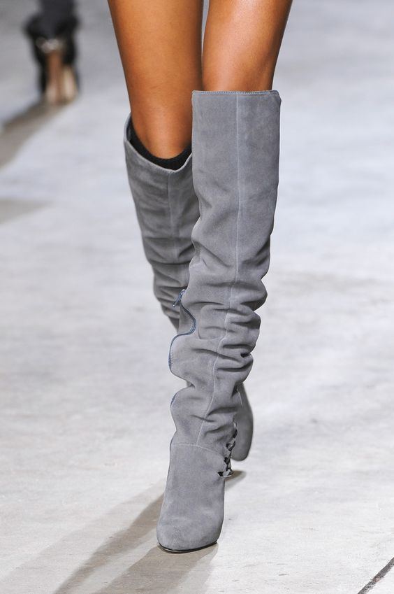 28 High Boots To Not Miss Today