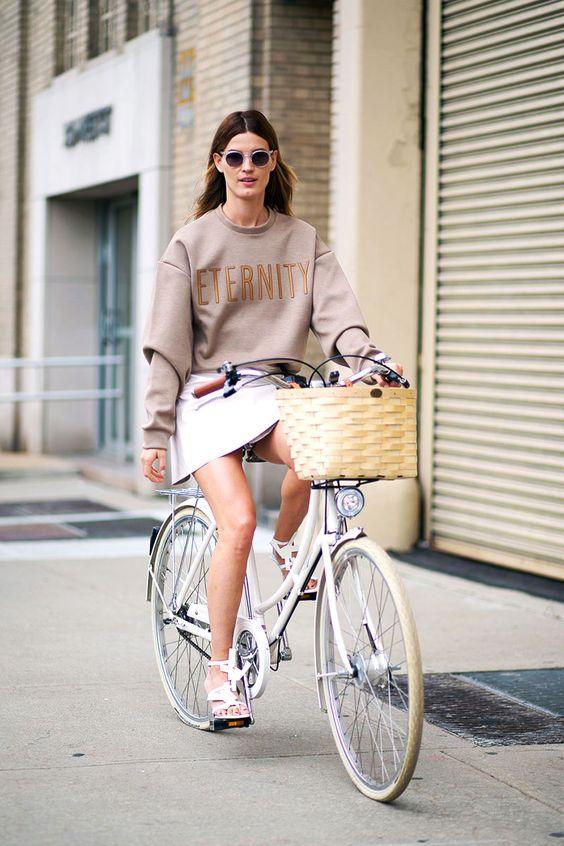 The New Neutral: Hanneli Mustaparta in Calvin Klein