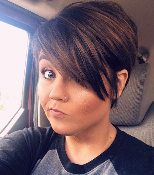 Best Views About Short Pixie Hairstyles For 2019 Fashionre In 2020 Latest Short Hairstyles Haircut For Thick Hair Thick Hair Styles