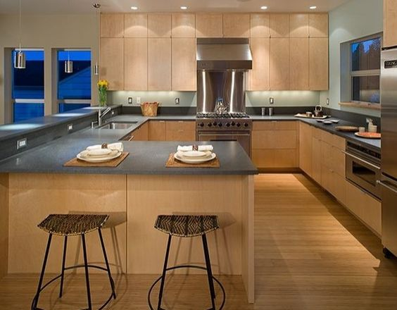 for G shaped kitchen designs