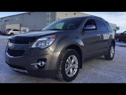 2012 Chevrolet Equinox Brown 2lt Awd Leather 18n050a Chevrolet Equinox Chevrolet Awd