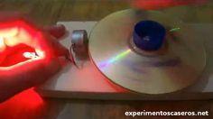Aprende a fabricar un sencillo pero interesante Generador Eléctrico Casero.
