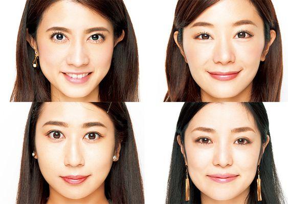 整形級に顔立ちが変わる、顔型別〝似合う眉〟の作り方!理想に近づく最強眉メイク術 のメイン画像