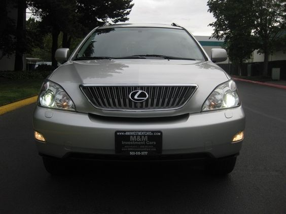 2004 Lexus RX 330 AWD Navigation / DVD / Back-Up CAM / Loaded !! - Photo 49 - Portland, OR 97217