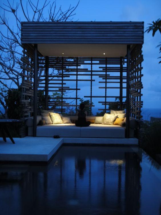 Alila Villa Uluwatu, Bali