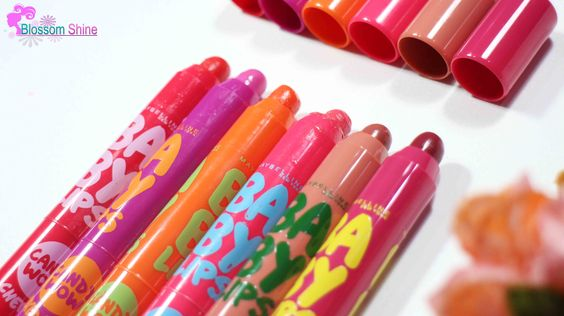 Maybelline Candy Wow Lip Color Balm