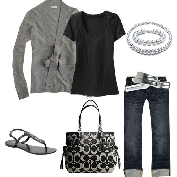 My mom weekend outfit