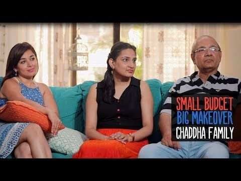 Small Budget Big Makeover Season 2 Episode 1 Chaddha Family Full