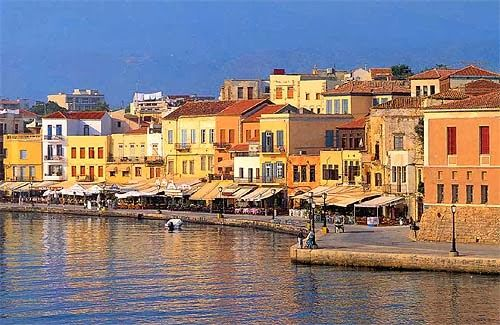 Chania Old Town & Venetian Harbor