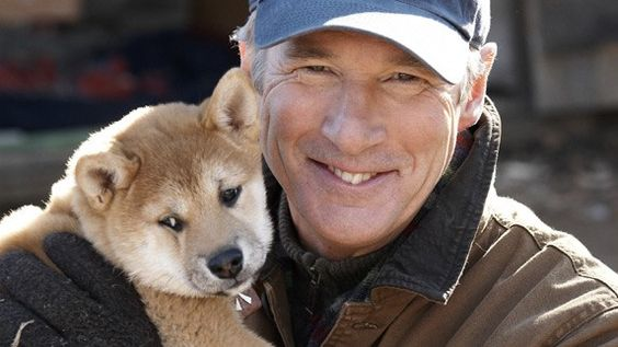 film hatchi richard gere