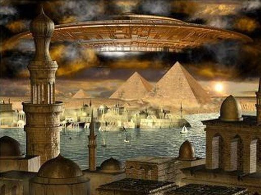 ATLANTIS - EDGAR CAYCE PART 1: