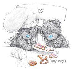 Heart Cookies: