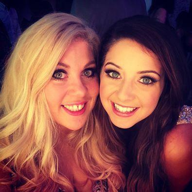 Louise Watson and Zoe Sugg - Zoella - 27.2KB
