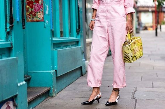 Street style from London Fashion Week spring/summer