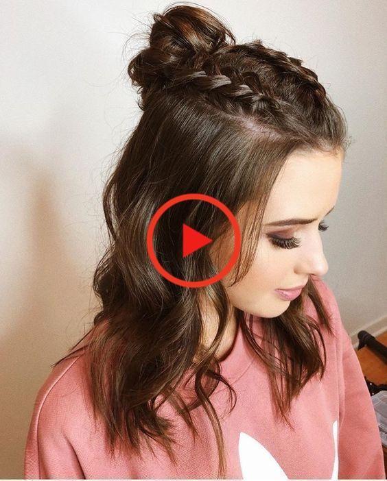 Kapsels Trends Voor Het College Voor Elke Hair Hair Care Homecominghairstyles In 2020 Braided Hairstyles Easy Hair Styles Easy Braids