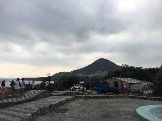 船帆石【台湾3(最南端)】