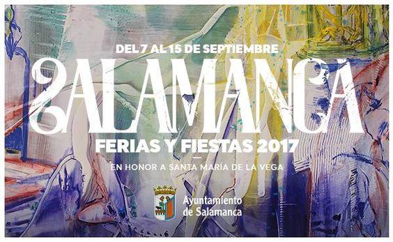 Resultado de imagen de cartel santa maria de la vega salamanca 2017