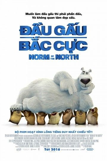 Phim Đầu Gấu Bắc Cực