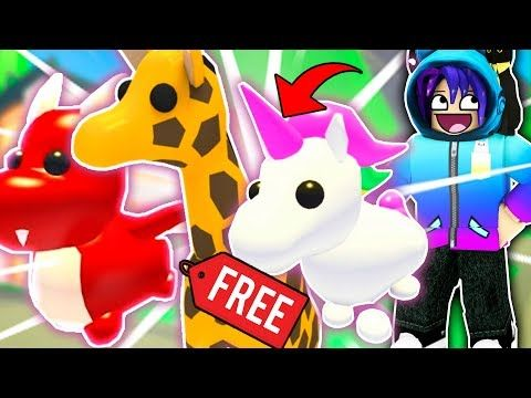 How To Get Free Legendary Pets In Roblox Adopt Me New Update Youtube Roblox Free Avatars Adoption