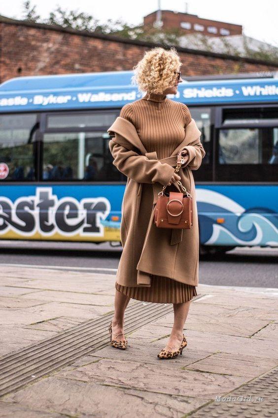 Мода для женщин 40+ от англичанки Renia Jaz