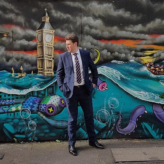 Street Art – BINHO & TINHO London