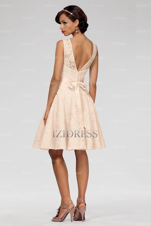 robe rose poudre dentelle recherche google - Robe Rose Poudre Mariage