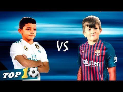 Thiago Messi Vs Cristiano Ronaldo Jr Who Is The Most Handsome Youtube Ronaldo Junior Cristiano Ronaldo Messi Vs