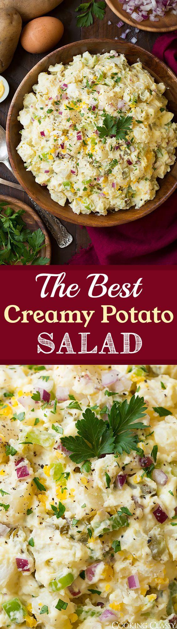 more potato salad classic potatoes salads classic potato salad for the ...
