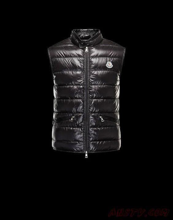 Moncler Hommes 2013 Style Noir