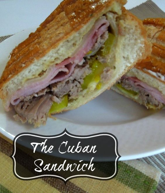 the cuban cuban sandwich sandwiches gabriel gossip news crockpot ...