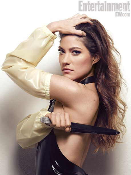 Deb Morgan (Jennifer Carpenter) from Dexter..wish this show would come back